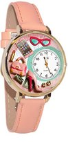 Whimsical Watches Women's G1010008 Shopper Mom Pink Leather Watch