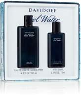 Davidoff Cool Water by for Men Edt Spray 4.2-Ounce and Aftershave 2.5 Oz