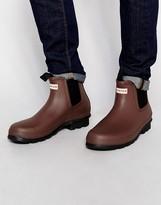 Hunter Original Chelsea Boot Wellies - Brown