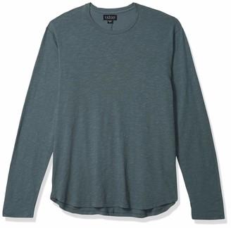 Velvet by Graham & Spencer Men's Cotton Original Long Sleeve T-Shirt