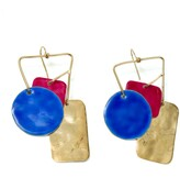 Aurelie Bidermann Lhd bird garden earrings x