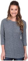 Woolrich Lakeside 3/4 Sleeve Knit Top
