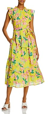 Banjanan Bella Printed Maxi Dress