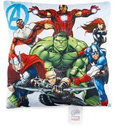 "Marvel Avengers Assemble 11""x11"" Decorative Pillow"