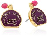 Kate Spade Perfume Bottle Studs Multi-Colored Stud Earrings