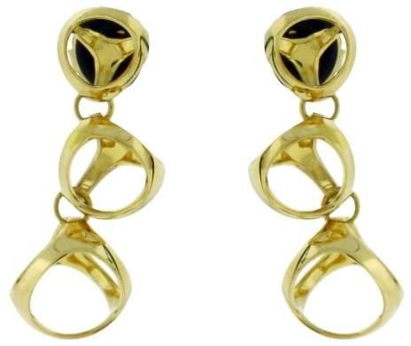 Di Modolo Triadra 18K Yellow Gold Earrings