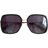 Max Mara Oversized sunglasses