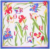 Tory Burch IRIS SILK SQUARE SCARF