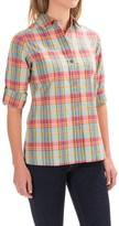 Pendleton Astoria Plaid Shirt - Long Sleeve (For Women)