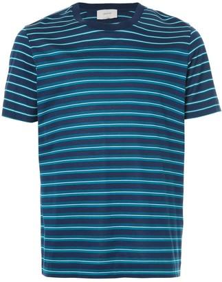 Cerruti striped basic T-shirt