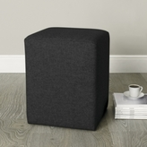 The White Company Langley Wool Stool