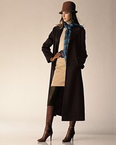 Sutton Studio Our Exclusive LL Collezione Long Cashmere Coat