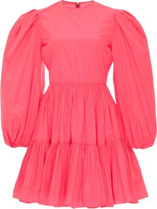 Valentino Tiered A-Line Mini Dress
