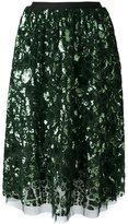 Bellerose sequin embellished skirt