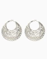 Charming charlie Bohemia Filigree Earrings