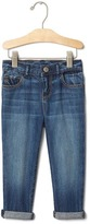 Gap 1969 Denim Girlfriend Jeans