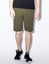 Minotaur Army Green Wrinkles Shorts