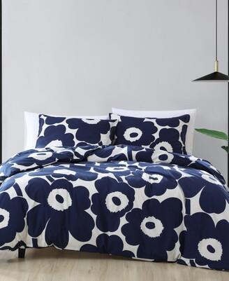 Marimekko Unikko Duvet Cover 2 Piece Set, Twin Bedding