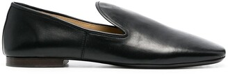 Lemaire Soft Leather Loafers