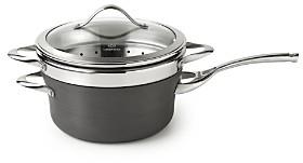 Calphalon Contemporary Nonstick 4.5-Quart Steamer Pan & Lid with Insert