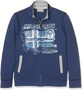 Napapijri Boy's K Bancho Sweatshirt,(Manufacturer Size: 06)