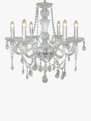 John Lewis & Partners Bethany Chandelier, 6 Arm