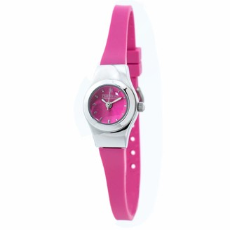 Pertegaz Quartz Watch with Rubber Strap PDS-013-F