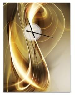 Design Art Designart Oversized Modern Metal Wall Clock