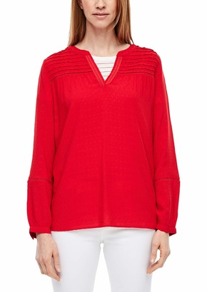 S'Oliver Women's 120.10.003.10.100.2031861 Blouse
