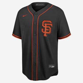 Nike Men's Replica Baseball Jersey MLB San Francisco Giants (Buster Posey)