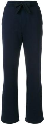 Moncler Logo Stripe Track Pants