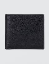 Thom Browne Pebble Grain Leather Billfold Wallet