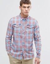 G Star G-Star Tacoma Red Check Shirt
