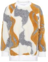 Chloé Oversized wool-blend sweater