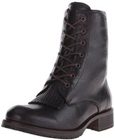 Wolverine 1883 by Women's Rosie 6 Inch Kiltie Lace-Up Western Boot