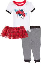 Intimo Eric Carle Ladybug Tutu Pajama Set - Infant & Toddler