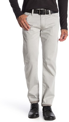 """34 Heritage Courage Solid Straight Pants - 32-34"""" Inseam"""
