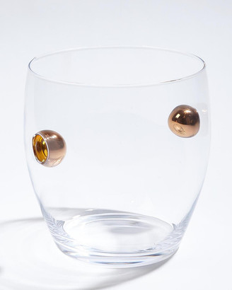 Global Views Golden Chill Ice Bucket