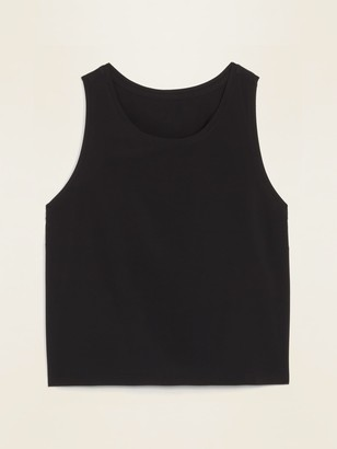 Old Navy StretchTech Cropped Tank Top for Women