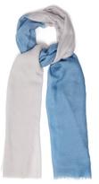 Denis Colomb Dégradé cashmere scarf