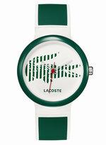 Lacoste Watch, Goa Green Silicone Strap 40mm 2010569