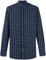 Hackett checked shirt