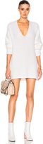 Calvin Klein Collection Chunky Luxury Light Cashmere Sweater