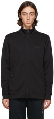 HUGO BOSS Black Skaz Zip-Up Sweater