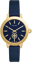 Tory Burch Women's 'The Collins' Leather Strap Watch, 38Mm