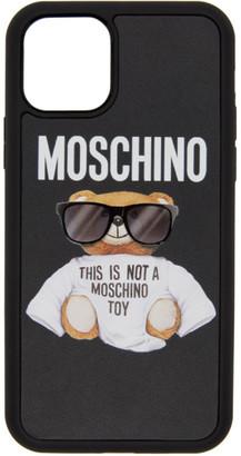 Moschino Black Bear iPhone 11 Pro Case