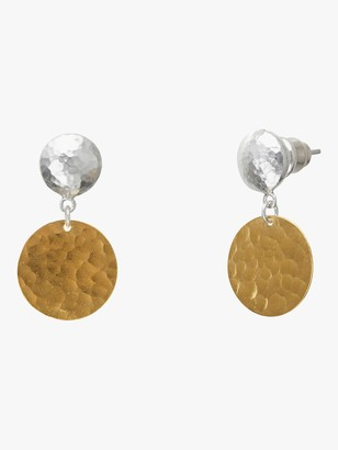 Gurhan Lush Single Drop Earrings