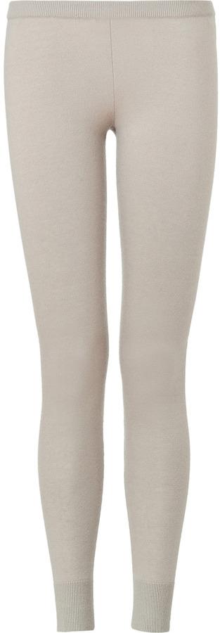 Donna Karan Ceramic Cashmere Blend Pants