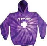 Buy Cool Shirts Lifeguard Tie Dye Hoodie