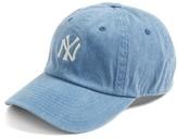 American Needle Women's Danbury New York Yankees Baseball Cap - Blue